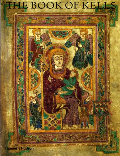 Book of Kells: An Illustrated Introduction to the Manuscript in Trinity College Dublin
