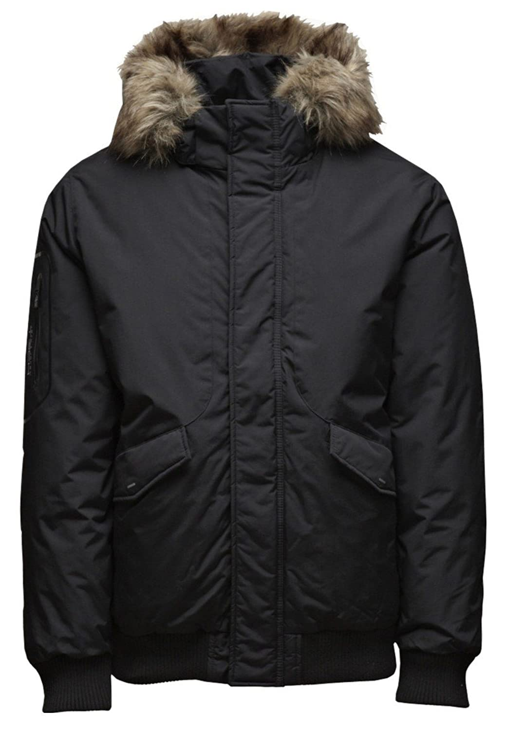 Jack & Jones Premium Tech Winter Blouson New Net Jacket mit Daunen abn. Kapuze online kaufen