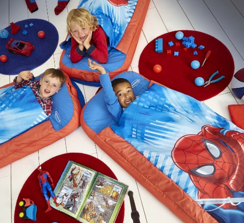 Letto gonfiabile readybed spider man - Letto di spiderman ...