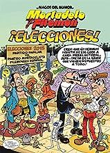 Mortadelo y Filemón ¡Elecciones! M. Humor Nº 179. (MAGOS DEL HUMOR IBAÑ)