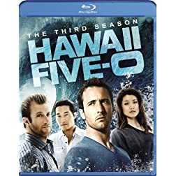 Hawaii Five-0: The Third Season [Blu-ray]