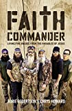 Faith Commander with DVD: Living Five Values from the Parables of Jesus