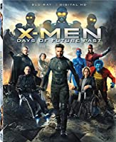 X-Men: Days of Future Past [Blu-ray] by 20th Century Fox