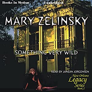 Something Very Wild Audiobook