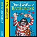Ratburger Audiobook by David Walliams Narrated by David Walliams