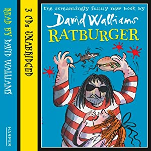 Ratburger | [David Walliams]