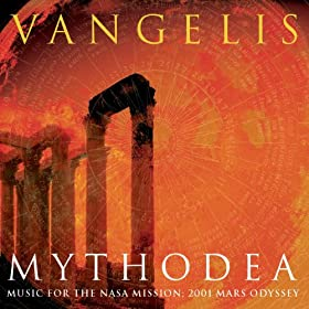 Mythodea - Music For The NASA Mission: 2001 Mars Odyssey: Movement 8 (Voice)
