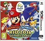 Mario & Sonic En Las Olimpiadas De R�...