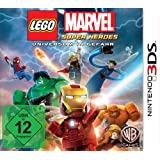 Lego Marvel: Super Heroes - [Nintendo 3DS]