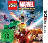 Nintendo 3ds: Lego Marvel: Super Heroes