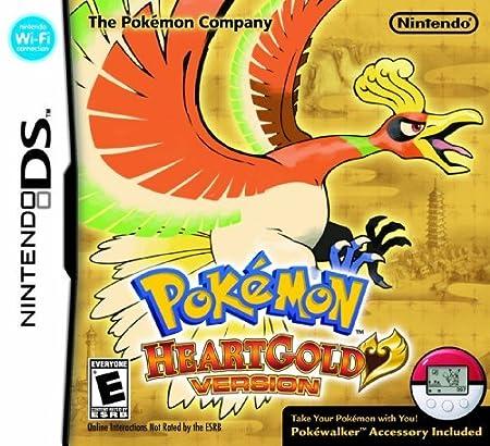 Pokemon HeartGold Version by Nintendo