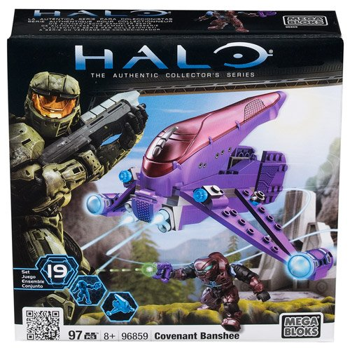 MEGA Bloks 96859 – Halo Covenant Banshee bestellen