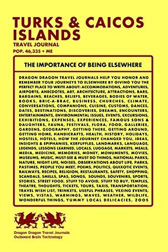 Turks & Caicos Islands Travel Journal, Pop. 46,335 + Me