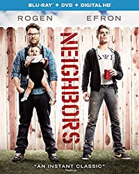Neighbors (Blu-ray + DVD + DIGITAL HD)