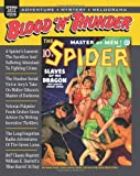 Blood 'n' Thunder: Spring 2012 (Volume 33) (1475218974) by Gruber, Frank