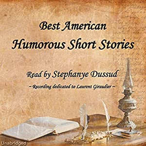 Best American Humorous Short Stories Audiobook