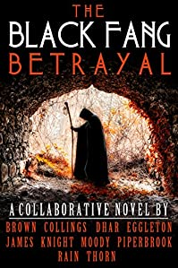 The Black Fang Betrayal by J. Thorn ebook deal