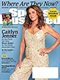 img - for Sports Illustrated Magazine June 1, 2016 CAITLYN JENNER Cover, Ken Griffey Jr book / textbook / text book
