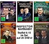 Inspector Barnaby, Vols. 6-10 (20 DVDs)