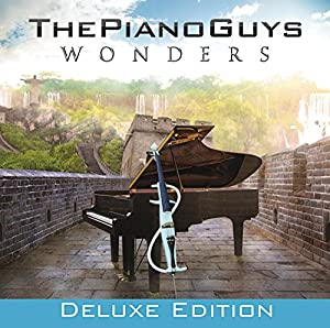 Wonders (Deluxe Edition CD/DVD) at amazon