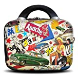 Heys USA Luggage De La Nuez Travel 9 Inch Beauty Case, Multi, One size