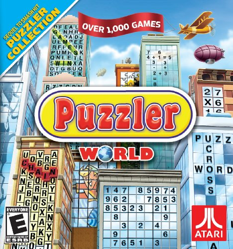 Puzzler World [Download] (Crossword Puzzle Software compare prices)