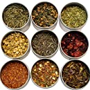 Heavenly Tea Leaves Tea Sampler, Assorted, 9 Count