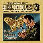 Der Raub des goldenen Schmetterlings (Sherlock Holmes: Aus den Tagebüchern von Dr. Watson) | Gunter Arentzen