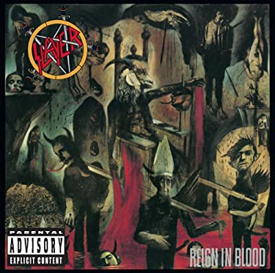 Slayer - Reign in Blood