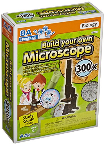 Artec Educational Build Your Own 300X Microscope