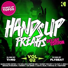Various Artists-Hands Up Freaks Vol. 2 (Deejay Edition)