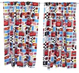 Character World 54-inch Disney Cars Cruise Curtains