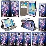 Samsung Galaxy Ace S5830 S5830i S5839i CUIR magnétique flip Housse Etui + GARDE STYLUS (multi owl  deer book case)