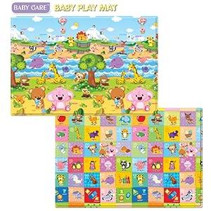 Baby Care Play Mat - Pingko Friends (Medium)  Baby Care Play Mat - Pingko Friends