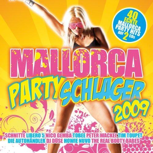VARIOUS MALLORCA PARTYSCHLAGER 2009