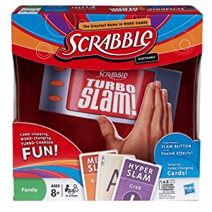 Scrabble Turbo Slam