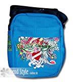 Ed Hardy All Over City Tasche