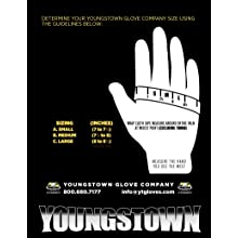 Youngstown Glove 04-3800-30-L Women's Garden Gloves, Large
