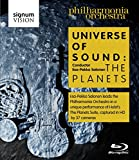 Universe of Sound - Holst: The Planets; Talbot: Worlds, Stars, Systems, Infinity (Philharmonia Orchestra/Esa-Pekka Salonen) [Blu-ray] [Region Free]