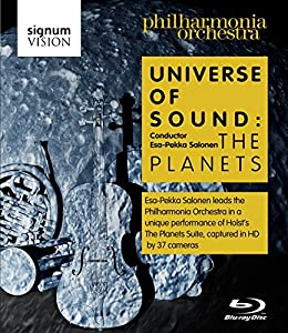 Holst: The Planets (Die Planeten) [Blu-ray]