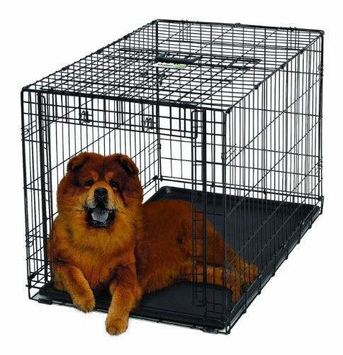 Midwest homes for pets ovation single door dog crate 36 for High end dog crates