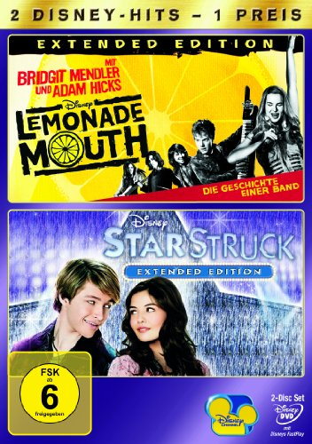 Lemonade Mouth / Starstruck [2 DVDs]