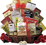 Great Arrivals Gourmet Snacks Gift Basket, Snack Attack Large Perfect for 3-5