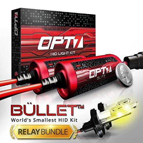 Bullet HID Kit - Powerful