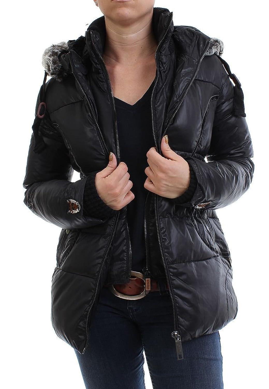 Khujo Jacke Women – SENLIN – Black Größe L jetzt kaufen