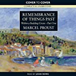 Within a Budding Grove, Part 1 (       UNABRIDGED) by Marcel Proust Narrated by John Rowe