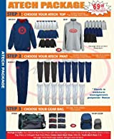 Anaconda Sports® Atech Basketball Team Package (Call 1-800-234-2775 to order)