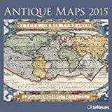 2015 Antique Maps Wall Calendar