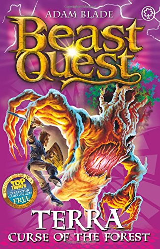 35: Terra, Curse of the Forest (Beast Quest)