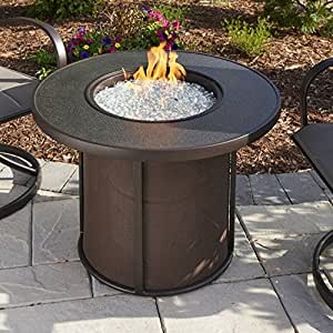 outdoor greatroom stonefire 32 in round fire